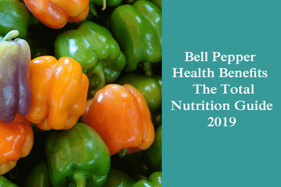 Bell Pepper Health Benefits